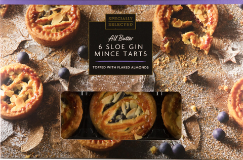 Aldi Is Now Selling Sloe Gin Mince Pies Yep Just What Santa Ordered