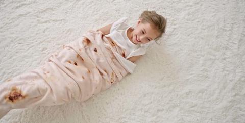 Child, Baby, Toddler, Flooring, Floor, Baby sleeping,