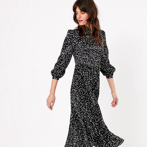 MS are selling the ideal Christmas dress for day or night