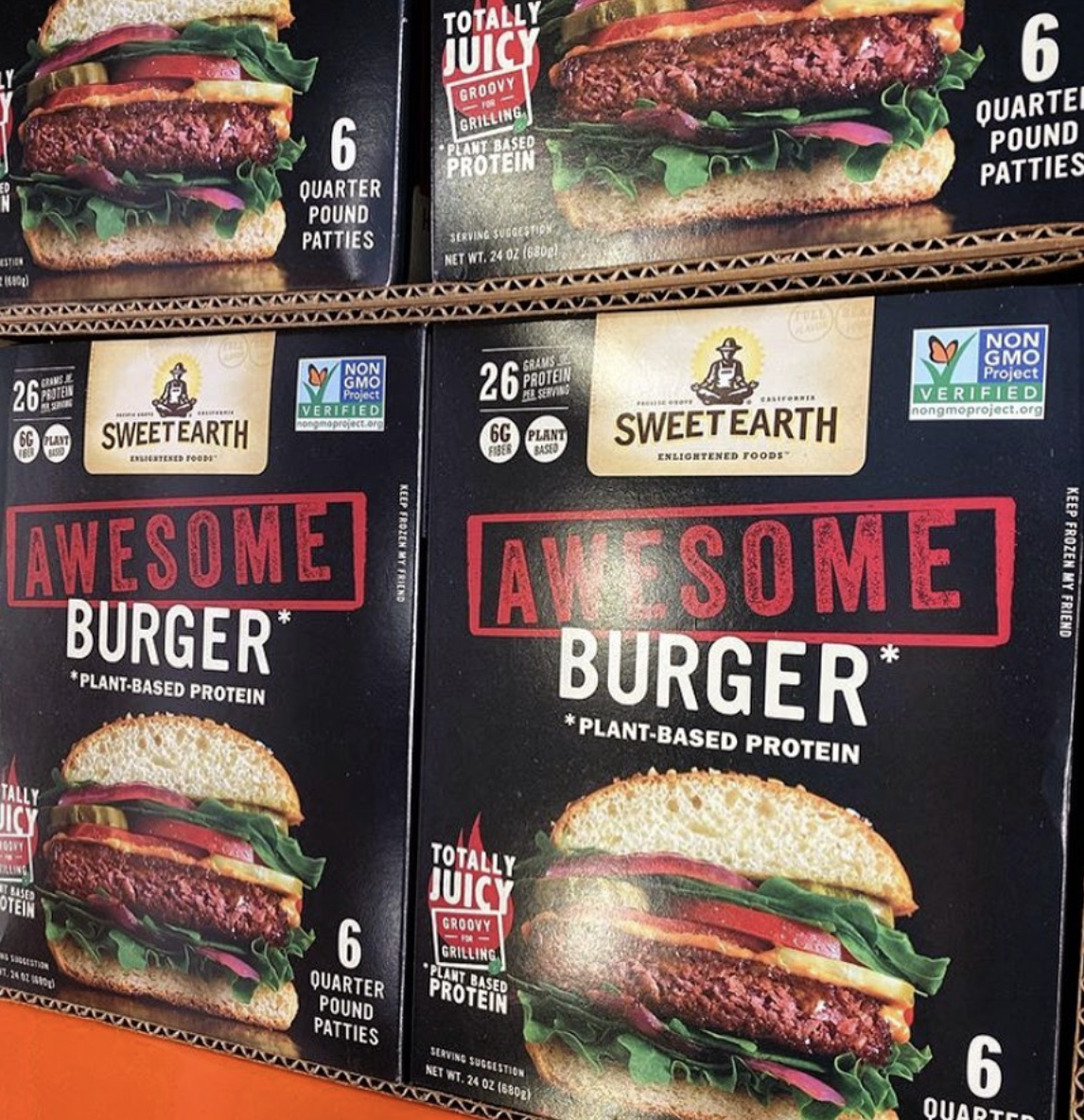 Costco Is The Latest Retailer To Start Selling Nestle's Vegan Burger Patties