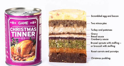 Games Christmas Dinner In A Tin Is Back