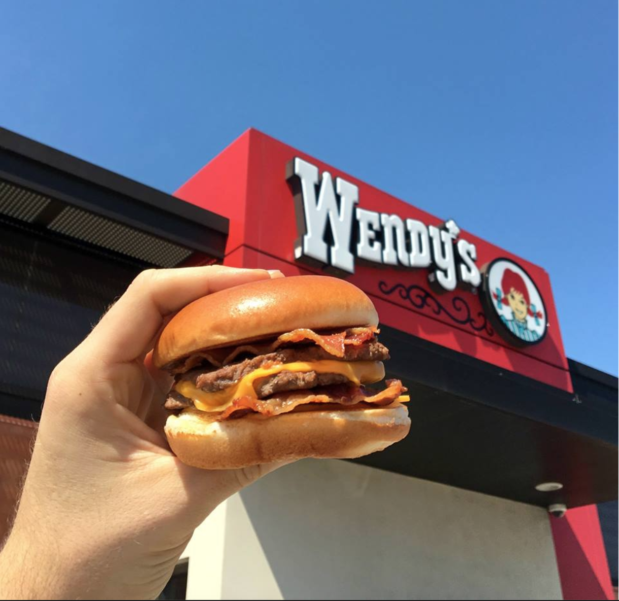 Here's How You Can Get A Baconator For Only $1 From Wendy's
