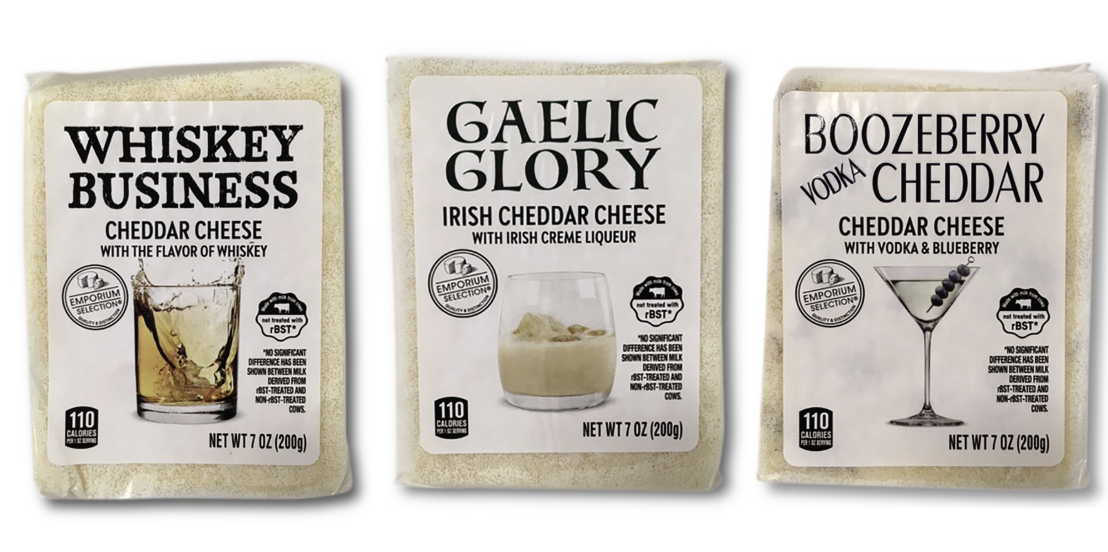 Aldi Is Ing Alcohol Infused Cheese