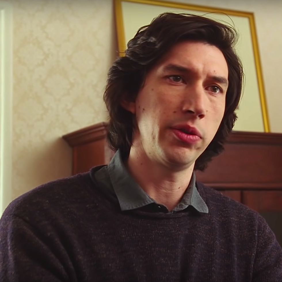 Give Adam Driver the Oscar Just For His Beautiful Performance of 'Being Alive' in Marriage Story