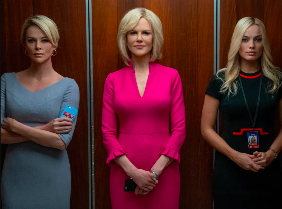 How Charlize Theron, Nicole Kidman, and Margot Robbie Transformed Into Fox News' Blonde Products