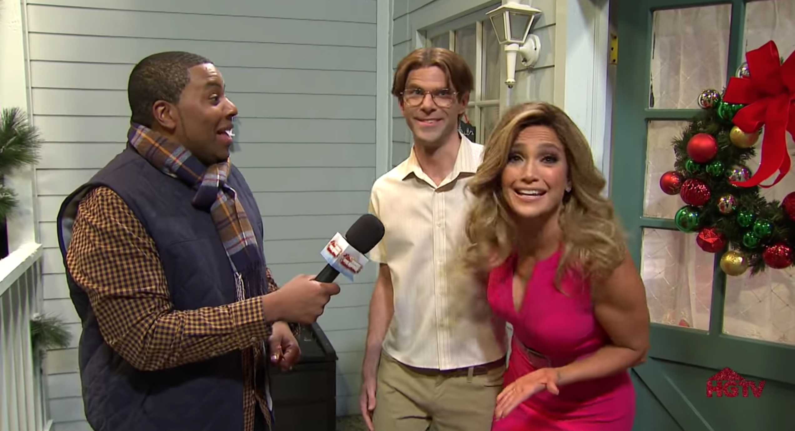 SNL Poked Fun at HGTV's Open Concept Designs—and There Was an Unexpected Twist