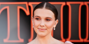 Millie Bobby Brown Curly Hair