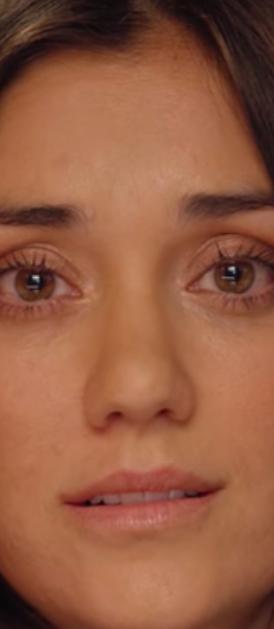 Face, Hair, Eyebrow, Forehead, Lip, Nose, Cheek, Chin, Skin, Hairstyle,