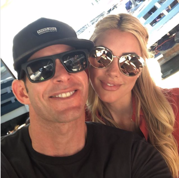 Tarek El Moussa's Girlfriend Heather Rae Young Posts The First Photo They Took Together