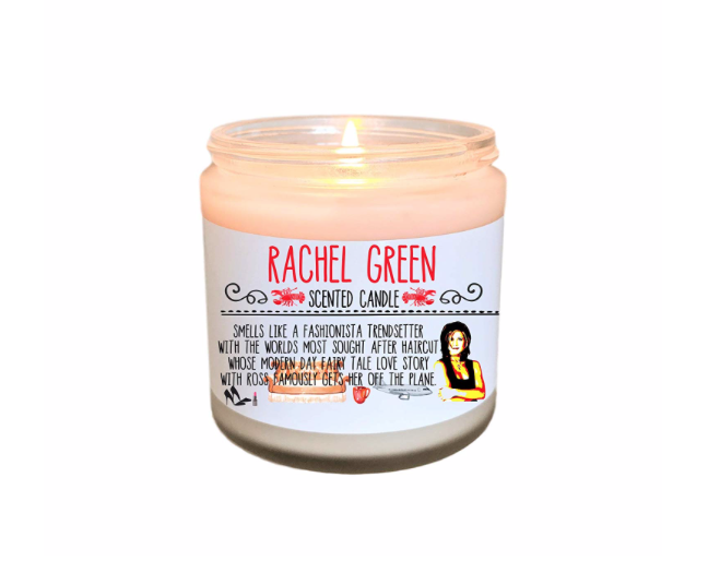 These Candles Are Designed to Smell Like the 'Friends' Characters