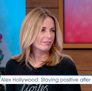 Alex Hollywood on why she's keeping her married name amid divorce
