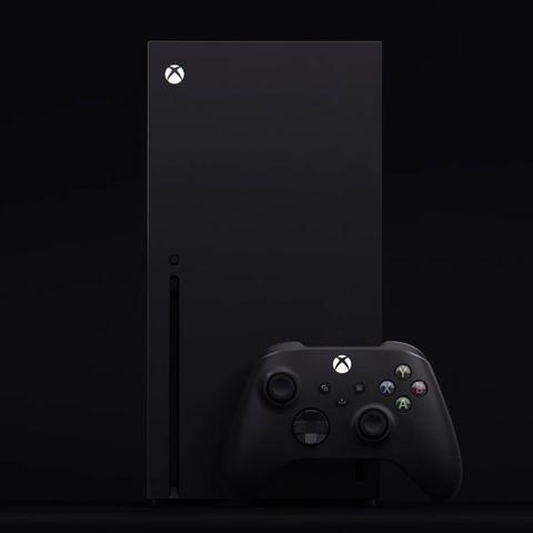 Xbox Series X console Scarlett