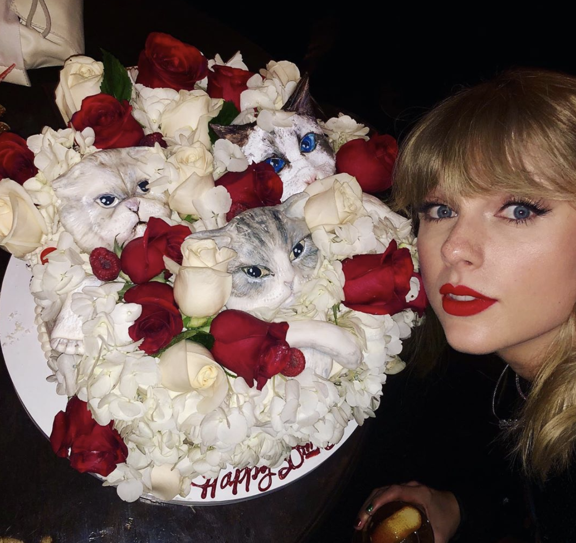 Taylor Swift S 30th Birthday Party Pictures