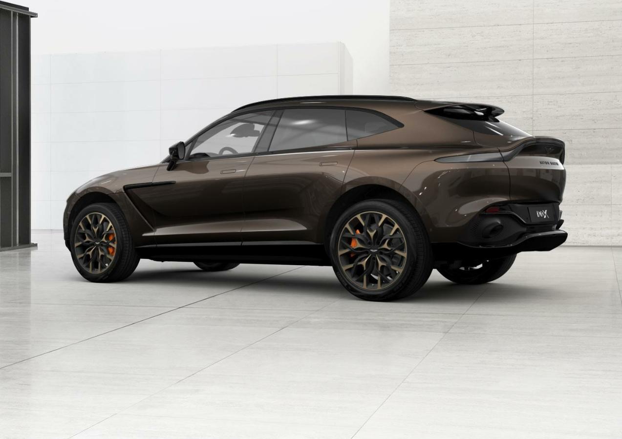 2020 Aston Martin Dbx Luxury Suv How We D Spec It