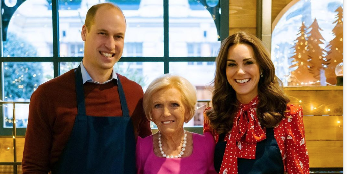 How To Watch A Berry Royal Christmas With Kate Middleton And