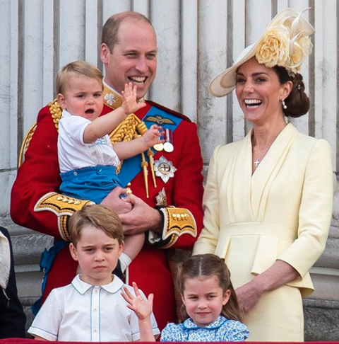 Kate Middleton Revealed That One Of Prince Louis' First Words Was 'Mary' Thanks To Mary Berry