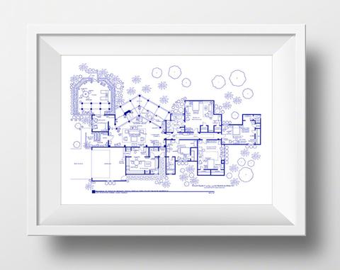 Diagram, Line, Floor plan, Font, Illustration, Architecture, Drawing, Rectangle, Art,