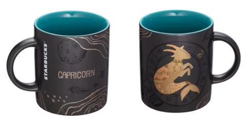 星巴克推出超夢幻「12星座馬克杯」!2020年每月份都有一個專屬「命定杯」,必須全部蒐集!