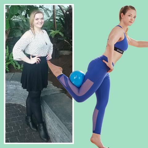 transformacion corporal de mujeres