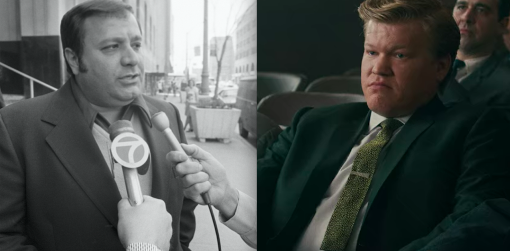 A Real-Life Irishman Character Spoke Out Against the Movie