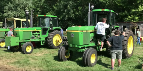 Midwest Farmers Are Tired of Tech-Loaded Tractors They Can't Fix