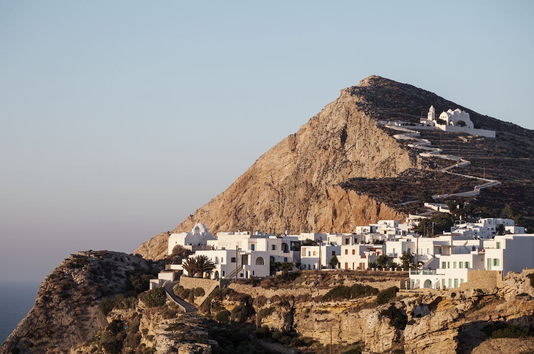 Why you should swap Mykonos and Santorini for Milos and Folegandros