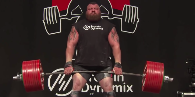 Did eddie hall bet on his deadlift sport betting odds soccerway results