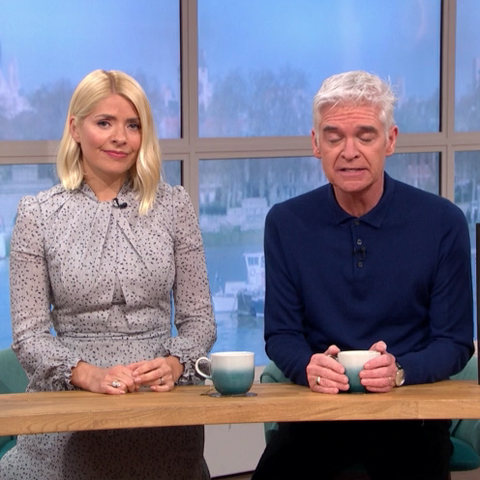Holly Willoughby and Phillip Schofield adopt two koalas