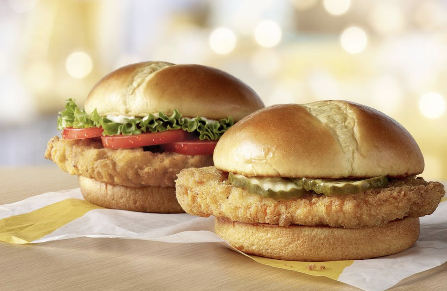 McDonald's Is Using MSG In Its Chicken Sandwiches