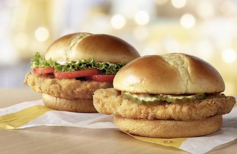 Dish, Food, Hamburger, Cuisine, Fast food, Veggie burger, Ingredient, Slider, Junk food, Produce,