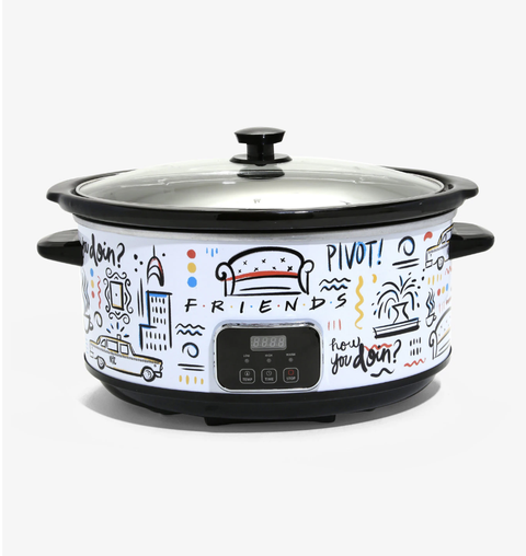 You Can Buy A 'Friends'-Themed Slow Cooker