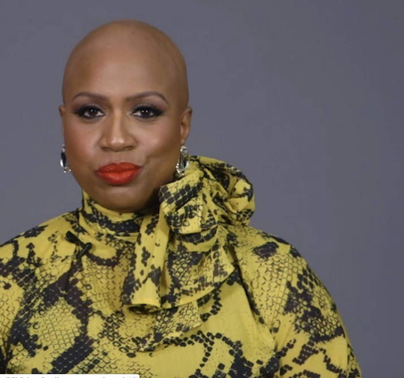 """Rep. Ayanna Pressley Reveals She's Gone Bald: """"As a Black Woman, the Personal Is Political"""""""