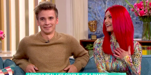 Strictly Joe Sugg and Dianne Buswell address pregnancy rumours