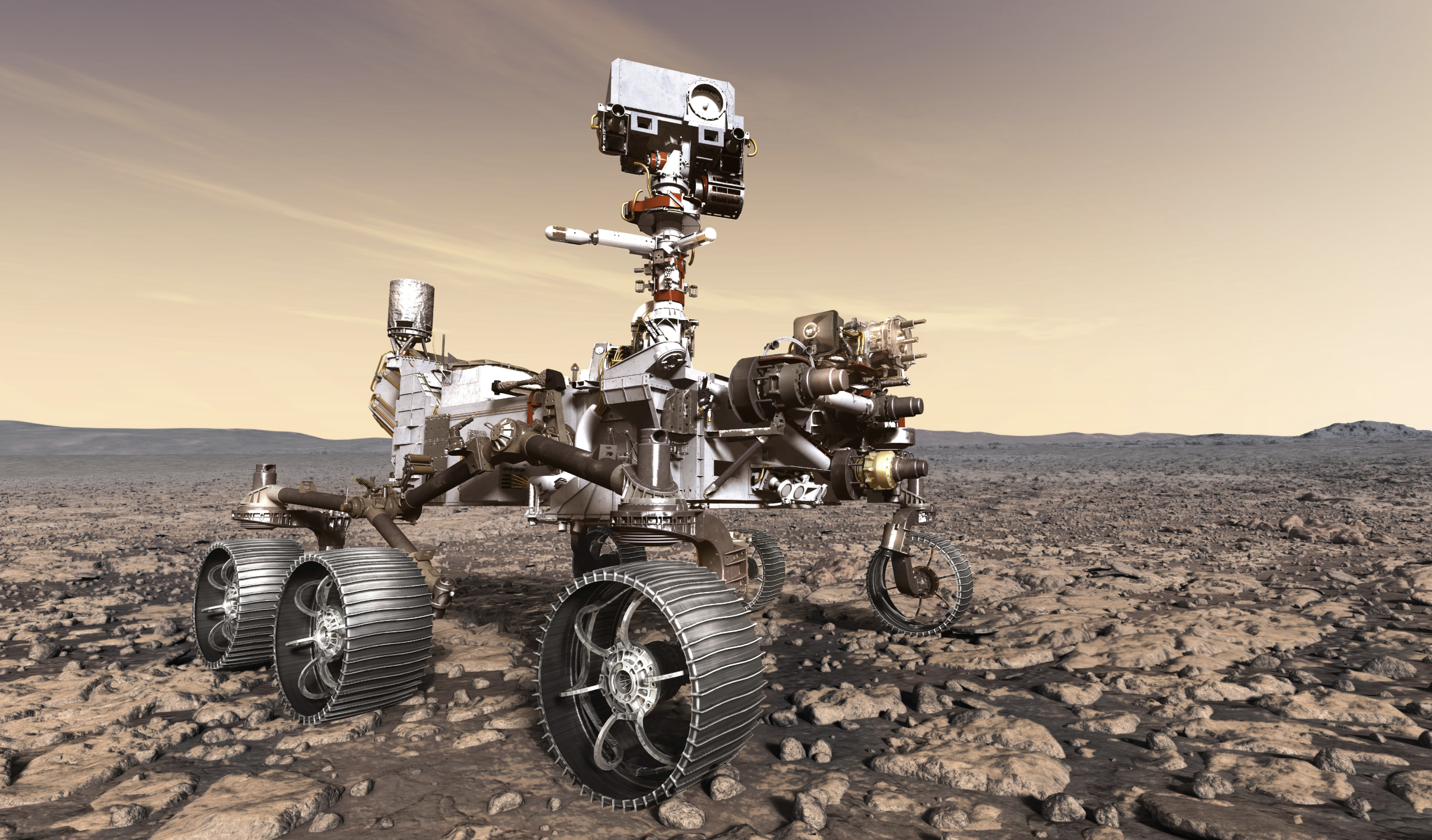 Here Are the Final 9 Names for NASA's Mars 2020 Rover