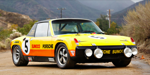 Land vehicle, Vehicle, Car, Racing, Regularity rally, Motorsport, Race car, Auto racing, Sports car, Porsche 914-6 gt,