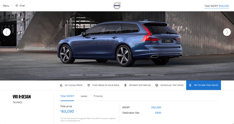 Volvo Give Away 1 Million In Cars If There S A Super Bowl