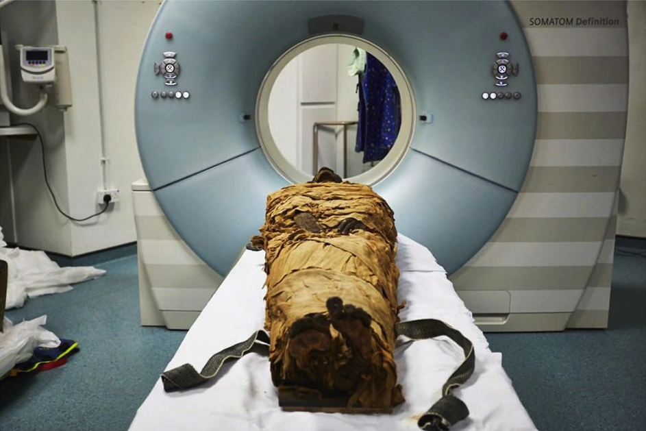 Using Science to Hear an Ancient Mummy Speak