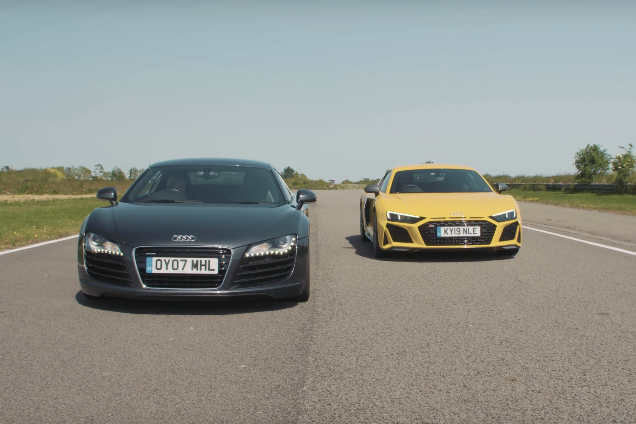 The Original Manual V-8 Audi R8 Is Still Great