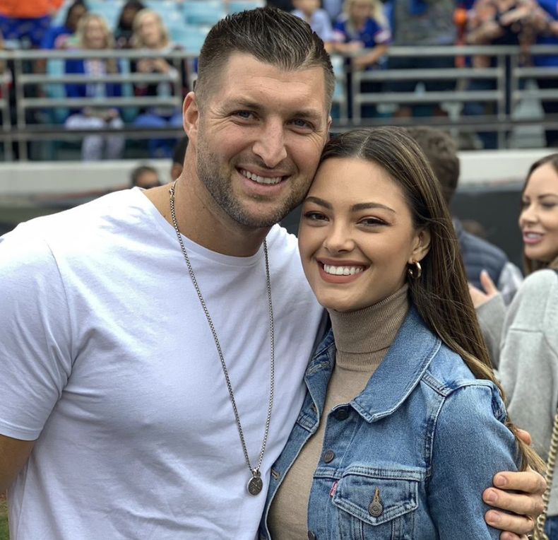 Tim Tebow Had A Keto-Friendly Wedding Menu With Lots And Lots Of Cheese