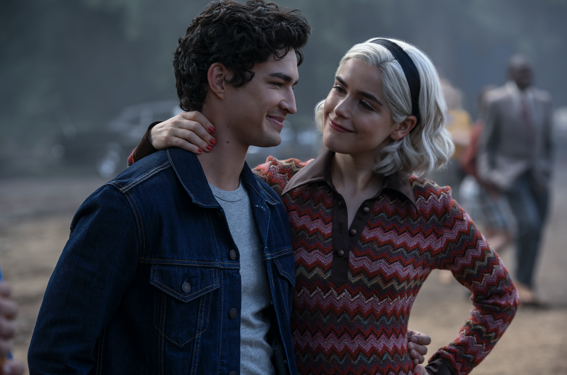 new season of the chilling adventures of sabrina