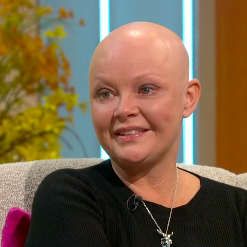 Gail Porter gives franks and emotional interview