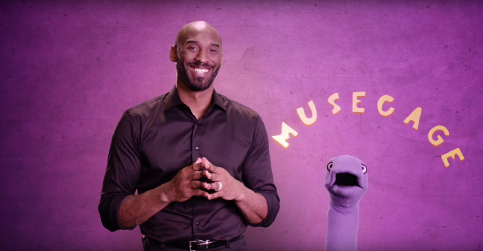 Kobe Bryant's Musecage Is the Most Unique View of the Mamba Mentality We Have Left