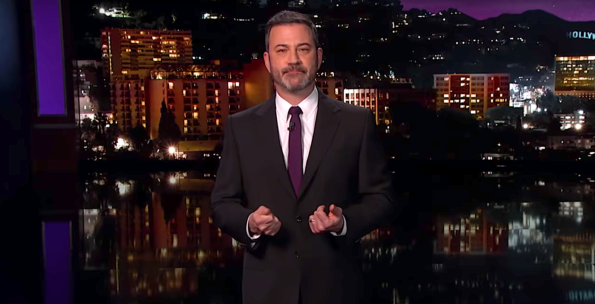 Jimmy Kimmel Filmed a Tearful Kobe Bryant Tribute Show Without a Live Audience