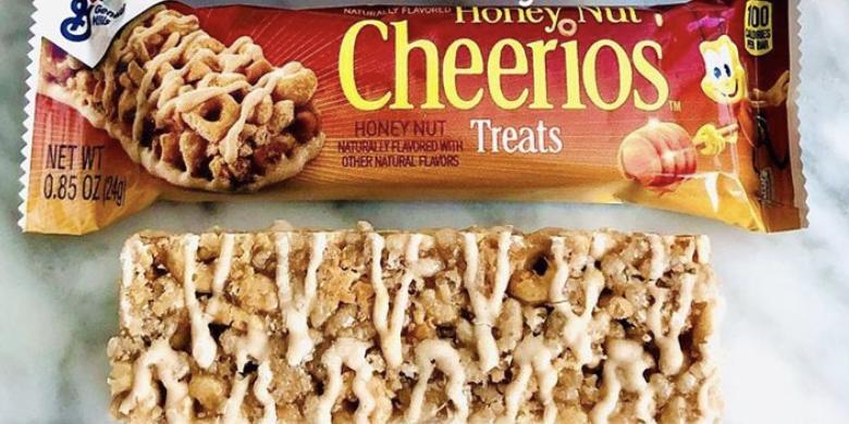 General Mills Released All New Honey Nut Cheerios Treats