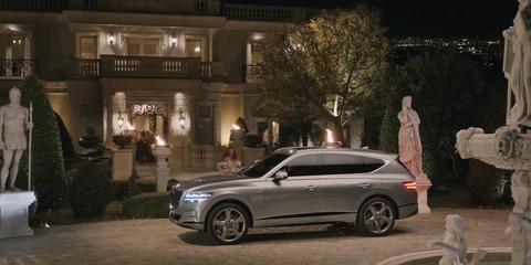Best Super Bowl Commercial 2021 How We'd Spec It: The 2021 Genesis GV80 That Best Exudes Luxury