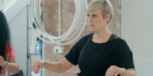 Steph McGovern kept fit during pregnancy with an unusual dance