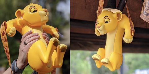 Animated cartoon, Toy, Yellow, Animation, Plant, Animal figure, Fawn,