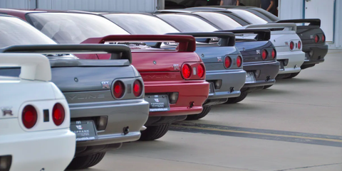 This Las Vegas Rental Company Will Let You Drive Your JDM Dream Cars