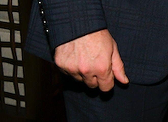 Justin fist