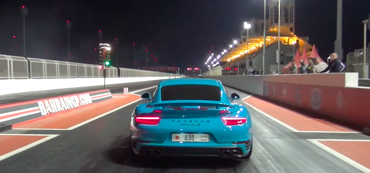 Watch This Porsche 911 Turbo S Do 0 60 In 1 9 Seconds